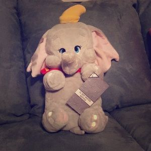 Dumbo hot water bottle